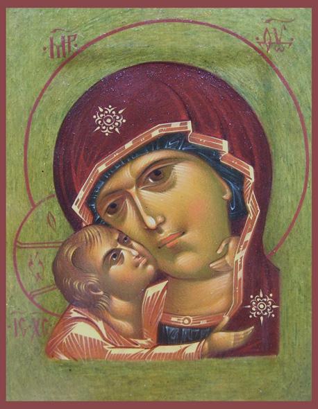 игоревская икона божьей матери: